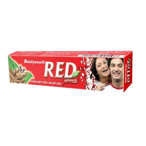 Red Toothpaste 100 gms
