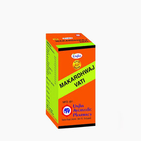 Makardhwaj Vati (Gold Coated) - 30 Tablets