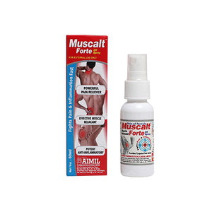Muscalt Forte Oil Spray (30 ml)