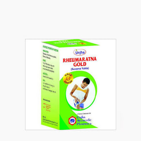 Rheumaratna Gold (Gold Coated) - 30 Tablets