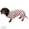 Royal Wieners Dog Pyjamas
