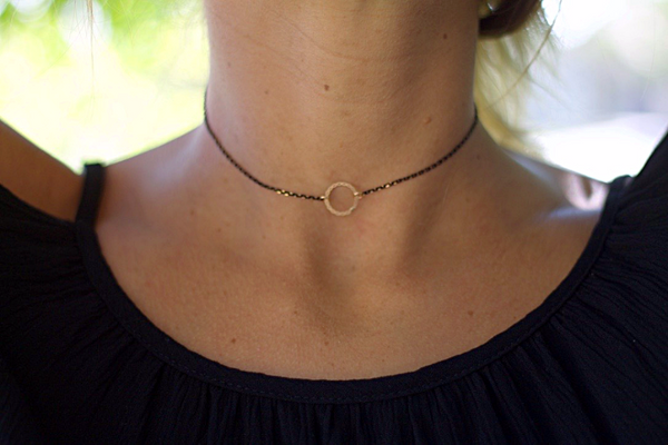 Sable Eternity Choker