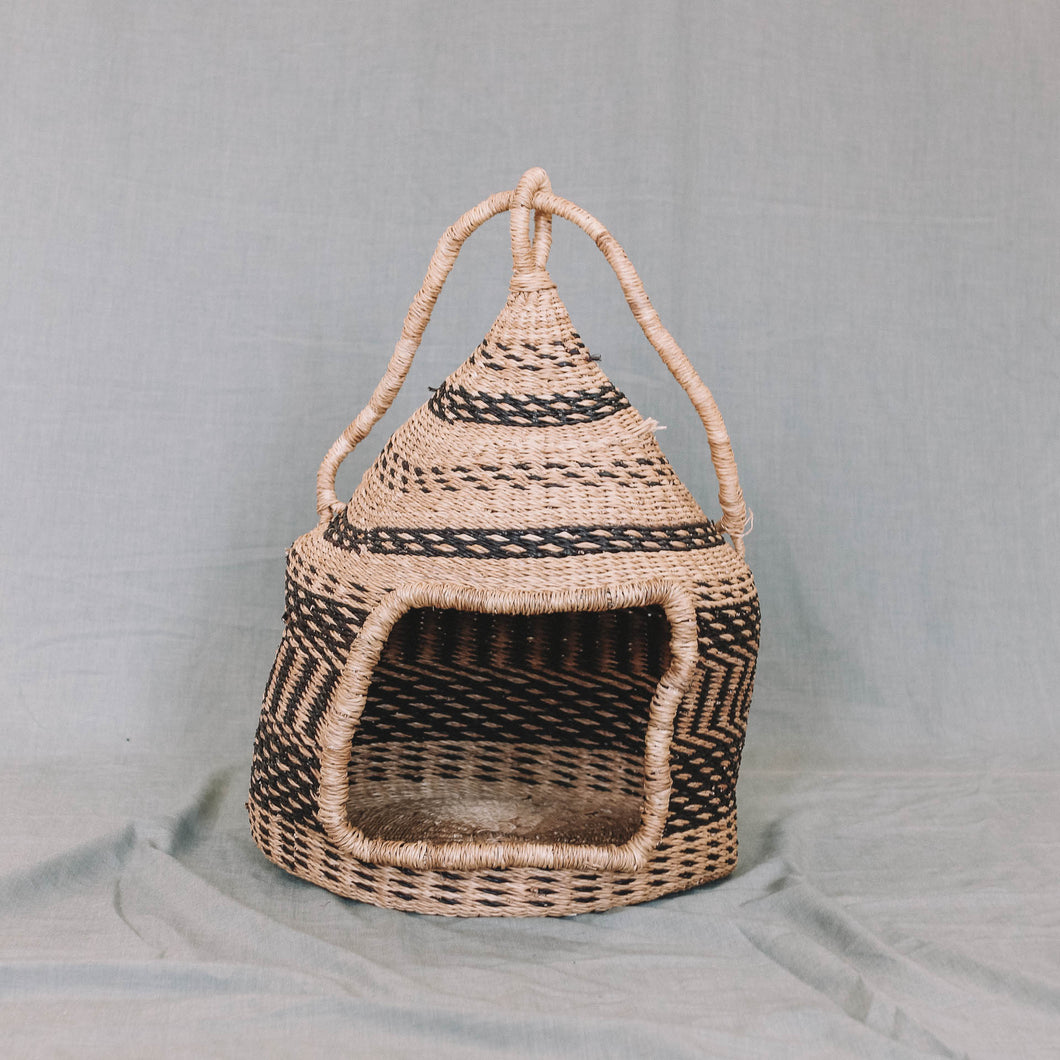 Cairo Cat Basket