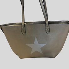 Load image into Gallery viewer, Star Tote Bag - Grey