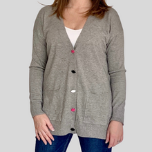 Load image into Gallery viewer, Lucky Lips Cardi