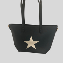 Load image into Gallery viewer, Star Tote Bag - Gold