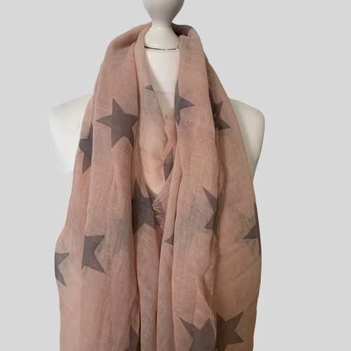 Cosmic Scarf - Pink