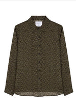 Load image into Gallery viewer, Olive Green Speck Shirt