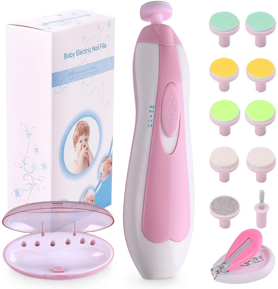 TinyHands™ Premium Baby Nail Trimmer Set - Carteese