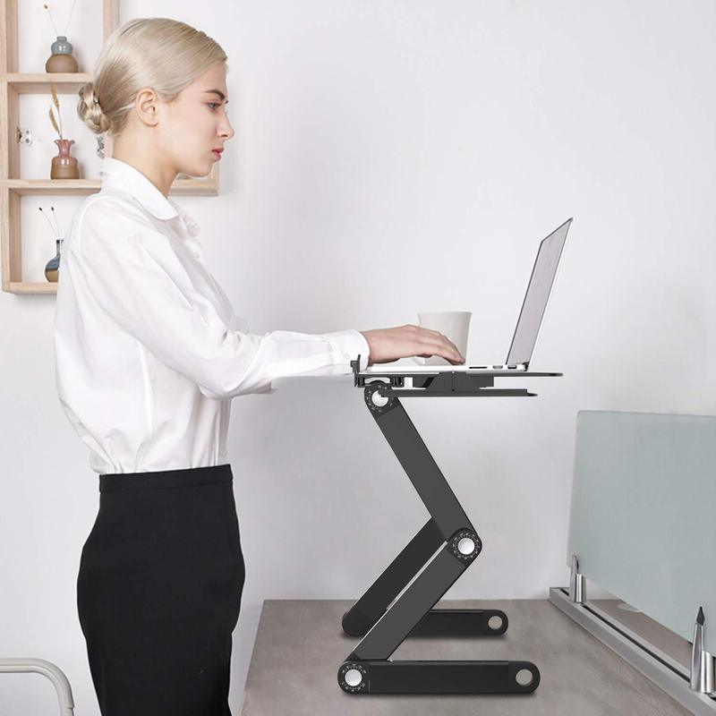 Adjustable Laptop Table - Carteese