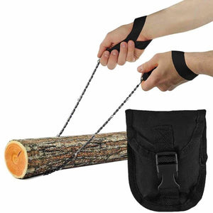 Survival Pocket Chainsaw - Carteese