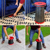 Retractable Stool - Carteese