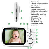 Wifi Baby Monitor - Carteese