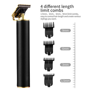 Rechargeable Men Hair Trimmer - Carteese