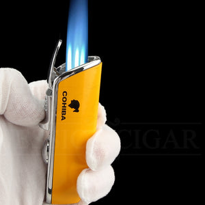 Windproof Jet Torch Lighter - Carteese