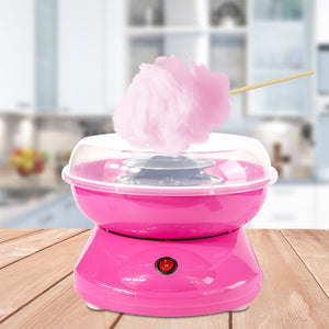 DIY Mini Cotton Candy Maker - Carteese