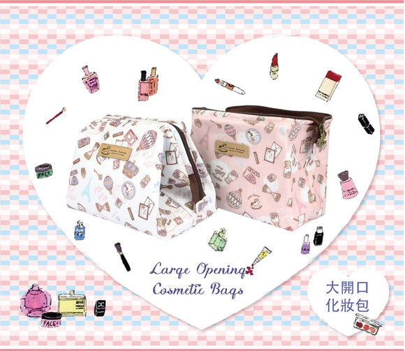 Frame Cosmetic Pouch (L)