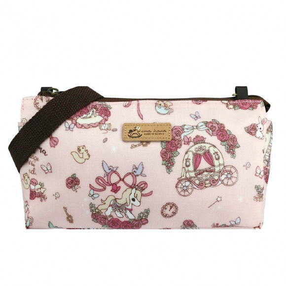 Waterproof Boston Shoulder Bag | 小波頓包 | UMA172 | Beautiful Carriage Pink