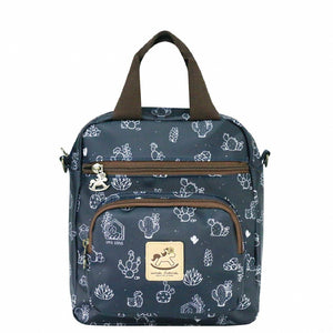 Caramel Triple Usage Bag | UMA226 | Cactus Dark Blue