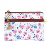 14 inch Laptop Bag | UMA037 | Dorothy Flower White