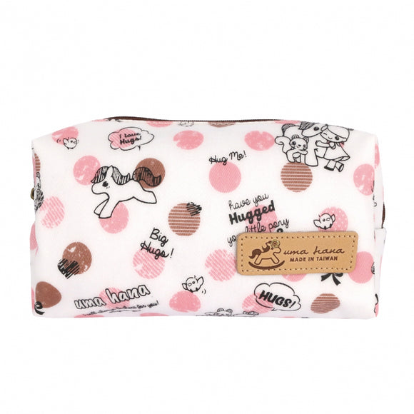 [RESTOCKED] Waterproof 14 inch Laptop Bag | 14吋電腦包 | UMA037 | Hug Me Hurry Pink Dot