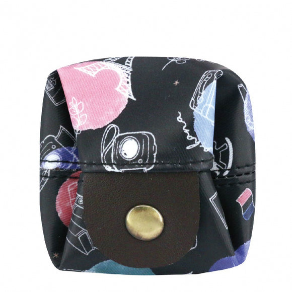 Box Coin Pouch | UMA232 | Little Small Things Black