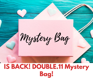 10 SETS ONLY! DOUBLE 11 Mystery Bag