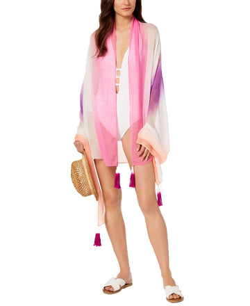 I.N.C. Ombré Sarong Cover-Up & Wrap One Size