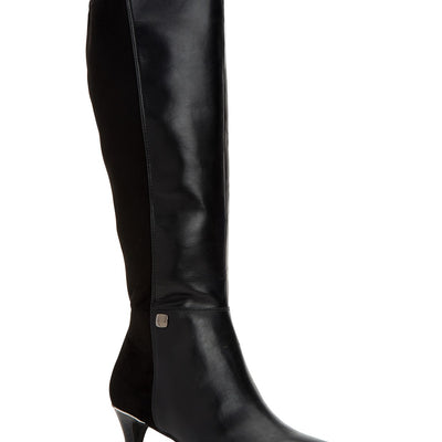 Alfani Women's  Size 5.5, Color Black Step 'N Flex Hakuu Dress Boots, MSRP $182 - VendaStores