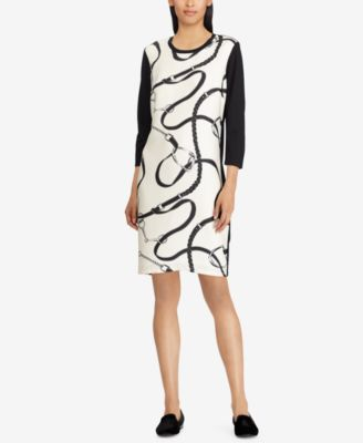 Lauren Ralph Lauren Marannis Women's Party Dress (MD & L) - VendaStores