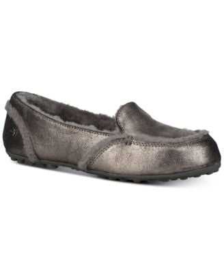 UGG Women's Hailey Metallic Slippers - VendaStores