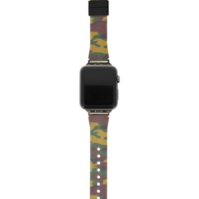 I.N.C. Women's Camouflage Silicone Apple Watch Strap 38mm - VendaStores