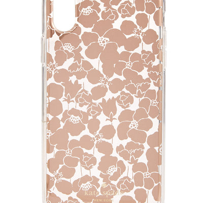 Kate Spade New York Floret Clear iPhone XS Case - VendaStores
