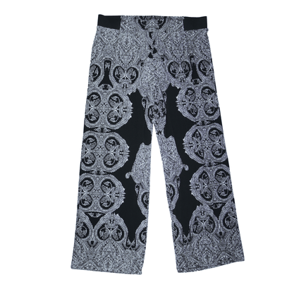 INC Printed Wide Leg Pj Pants - VendaStores