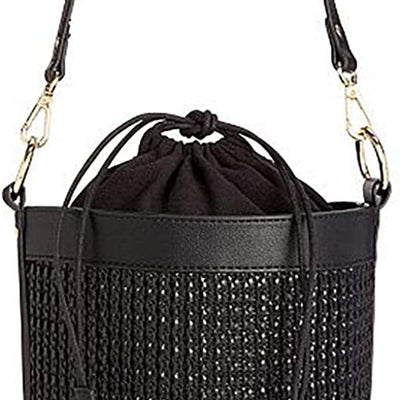 I-N-C Ajae Bucket Crossbody - VendaStores
