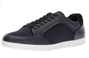 Calvin Klein Mason Brushed Leather Sneaker