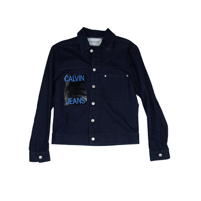 Calvin Klein Men's Classic Denim  Jacket