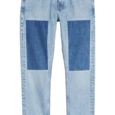 Calvin Klein Jeans Men's Tash Slim-Fit Patch Jeans - VendaStores
