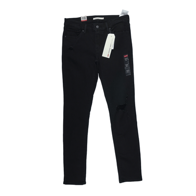 Levi's 711 SKINNY Ripped Jeans - VendaStores