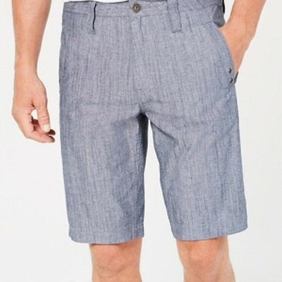 I.N.C Men's Flat-Front Stretch Casual Walking Shorts Size 38 - VendaStores