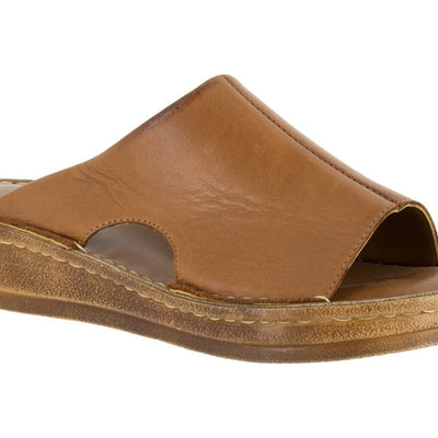 Bella Vita Mae Italy Tan Leather Sandal 9 M (US) - VendaStores