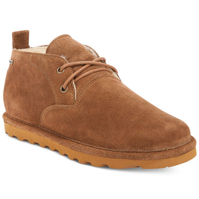 BEARPAW Mens Hickory Size 9 and 10 Spencer Chukka Boots - VendaStores