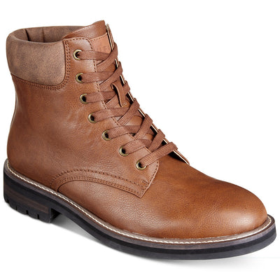 Tommy Hilfiger Men's Size 11 Light Brown Horus Combat Boot, MSRP C$150 - VendaStores