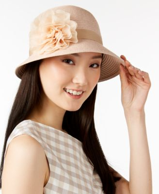 August Hats Tea Time Cloche Blush ONE SIZE - VendaStores
