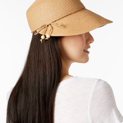 August Hats Forever Classic Framer Natural ONE SIZE - VendaStores