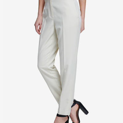 DKNY Fixed-Waist Skinny Ankle Pants - Multi Sizes - VendaStores