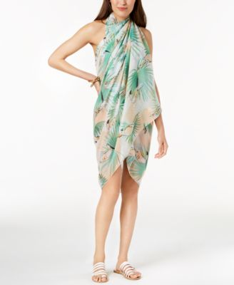 Echo Birds of Paradise Scarf Shell ONE SIZE - VendaStores