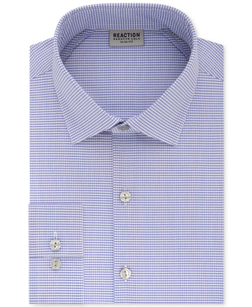 Kenneth Cole Men's Slim-Fit Flex Collar Shirt