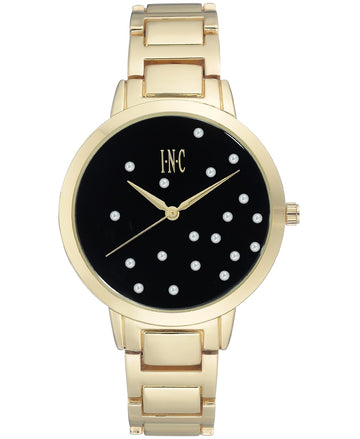 I.N.C. Women's Gold-Tone Bracelet Watch 36mm - CLEARANCE