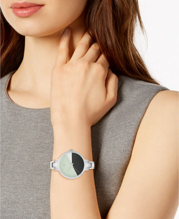 INC Women's Bracelet Watch 36mm in Silver